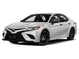 New 2020 Toyota Camry Nightshade Sedan For Sale Oneonta NY