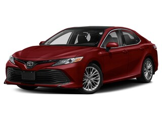 New 2020 Toyota Camry XLE Sedan For Sale Oneonta NY