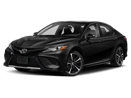 Featured New 2020 Toyota Camry XSE Sedan for sale in Corona, CA
