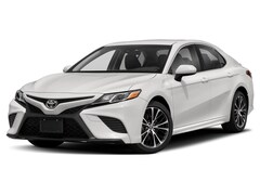 2020 Toyota Camry SE Auto AWD Sedan for sale at Young Toyota Scion in Logan, UT