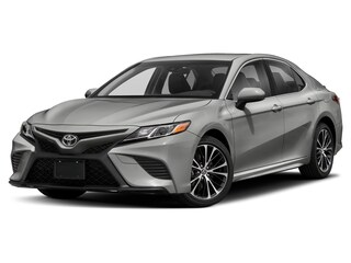 New 2020 Toyota Camry SE Sedan for sale near you in Wellesley, MA