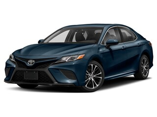 New 2020 Toyota Camry SE Sedan in Portsmouth, NH