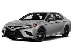 2020 Toyota Camry Nightshade Sedan 4T1G11BK4LU017960