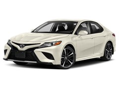 2020 Toyota Camry XSE Sedan for sale Wellesley