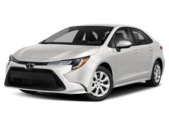 New 2020 Toyota Corolla L Sedan near Dallas, TX