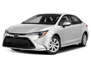 Certified Pre-Owned 2020 Toyota Corolla LE Sedan CM0036A For sale in Winchester VA, near Martinsburg WV