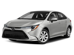 New 2020 Toyota Corolla LE Sedan for sale near Boulder