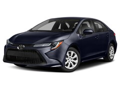 Used 2020 Toyota Corolla LE Sedan at