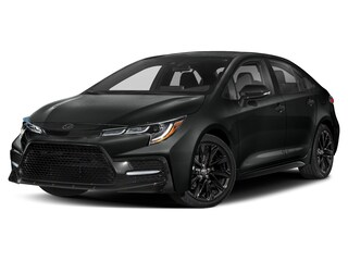 2020 Toyota Corolla Nightshade Sedan