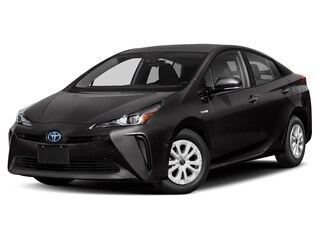 New 2020 Toyota Prius LE Hatchback JTDKARFU6L3116407 22228 serving Baltimore