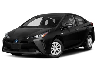 New 2020 Toyota Prius LE Hatchback JTDKARFU5L3116799 22229 serving Baltimore