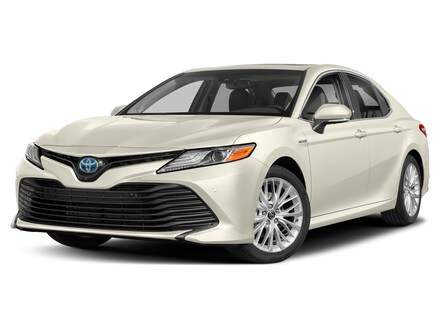 Featured New 2020 Toyota Camry Hybrid for sale near you in Johnstown, NY