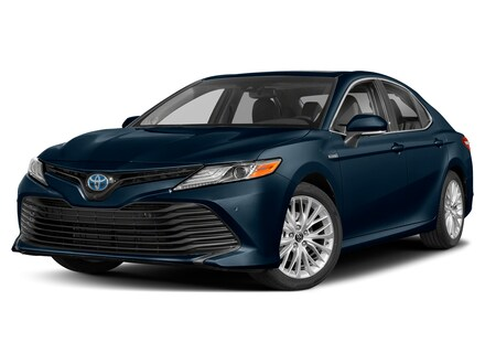 Featured New 2020 Toyota Camry Hybrid XLE Sedan for sale near you in Albuquerque, NM