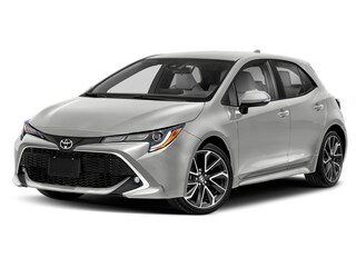 New 2020 Toyota Corolla Hatchback XSE Hatchback JTNA4RBE5L3087379 21472 serving Baltimore