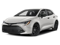 2020 Toyota Corolla Hatchback Nightshade Hatchback JTND4RBE5L3101505