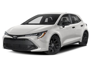 New 2020 Toyota Corolla Hatchback Nightshade Hatchback in Lakewood NJ