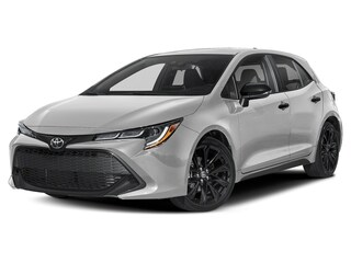 New 2020 Toyota Corolla Hatchback Nightshade Hatchback