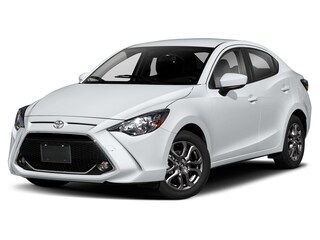 New 2020 Toyota Yaris Sedan LE Sedan 3MYDLBYV8LY715706 22125 serving Baltimore