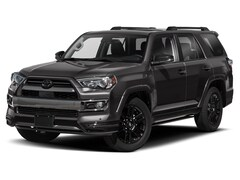 New 2020 Toyota 4Runner Nightshade SUV in Early, TX