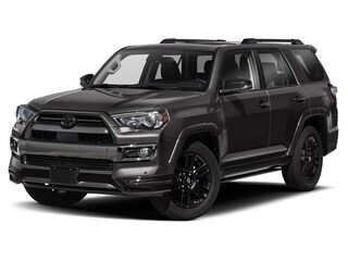 New 2020 Toyota 4Runner Nightshade SUV For Sale in Hobbs, NM