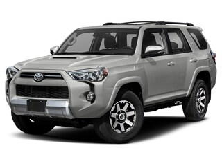 New 2020 Toyota 4Runner TRD Off Road SUV for sale in Clearwater