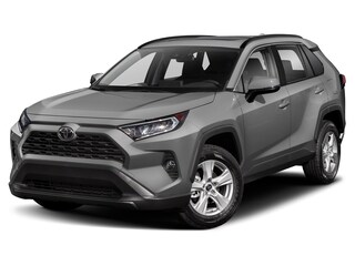 New 2020 Toyota RAV4 XLE SUV in San Antonio, TX