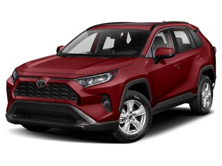 New 2020 Toyota RAV4 XLE SUV for sale near you in Southfield, MI
