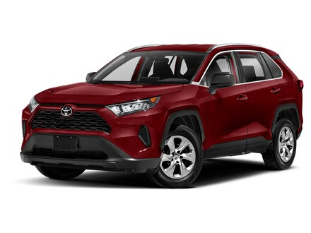 New 2020 Toyota RAV4 LE SUV for sale in Yorkville, NY