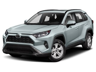 New 2020 Toyota RAV4 XLE SUV for sale near you in Colorado Springs, CO
