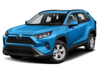 New 2020 Toyota RAV4 XLE SUV for sale near you in Boston, MA