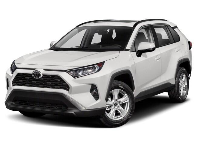 2020 Toyota RAV4 XLE Premium SUV 2T3A1RFV9LC127646