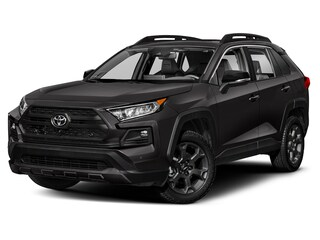 New 2020 Toyota RAV4 TRD Off Road SUV Billings, MT