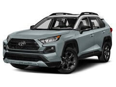 2020 Toyota RAV4 TRD Off Road SUV for sale in Littleton, MA