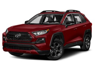 New 2020 Toyota RAV4 TRD Off Road SUV for sale near you in Albuquerque, NM