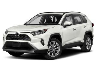 2020 Toyota RAV4 Limited AWD (Natl) SUV
