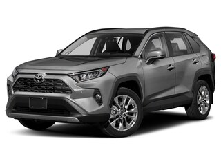 2020 Toyota RAV4 Limited Sport Utility For Sale in Redwood City, CA