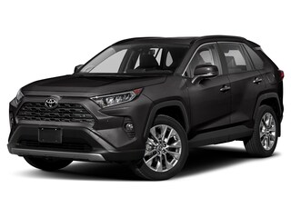 new 2020 Toyota RAV4 Limited SUV for sale westerly ri