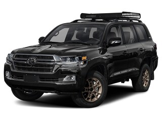 New 2020 Toyota Land Cruiser Heritage Edition SUV for sale near you in Boston, MA