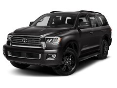 Buy a 2020 Toyota Sequoia TRD Sport SUV For Sale in Augusta