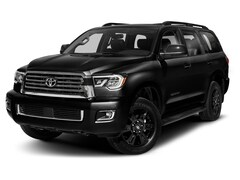 New Vehicle 2020 Toyota Sequoia TRD Sport SUV For Sale in Coon Rapids, MN
