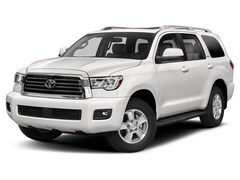 Buy a 2020 Toyota Sequoia Limited SUV For Sale in Augusta