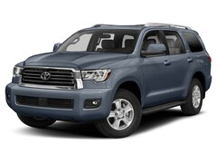 New 2020 Toyota Sequoia Limited SUV for sale near you in Colorado Springs, CO