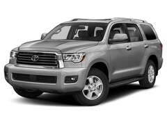 New Vehicle 2020 Toyota Sequoia Platinum SUV For Sale in Coon Rapids, MN