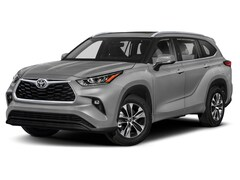 New 2020 Toyota Highlander L SUV in Oxford, MS