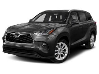 2020 Toyota Highlander Limited SUV