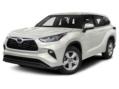 New 2020 Toyota Highlander LE SUV for sale near Easton, MD