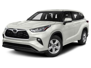 New 2020 Toyota Highlander LE SUV T32369 in Dublin, CA