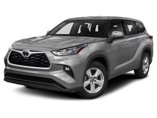 2020 Toyota Highlander LE SUV For Sale in Marion, OH
