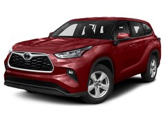New 2020 Toyota Highlander LE SUV in Appleton