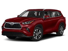 new 2020 Toyota Highlander XLE SUV for sale in franklin pa